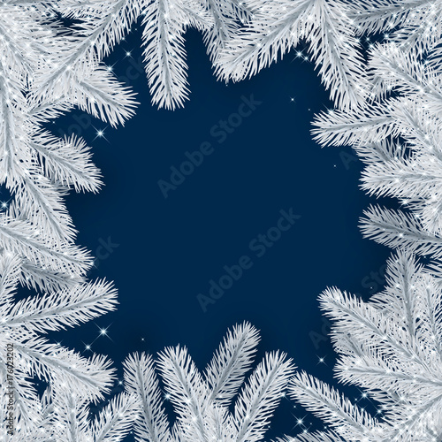 christmas-background-with-spruce-branche