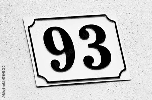 Valokuva  Hausnummer 93