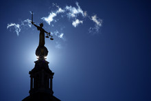 The Old Bailey Lady Justice St...