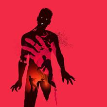 Nightmare Scary Zombie Concept...