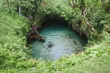 People Swimming In To Sua Ocea...