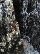 Detail Of Rock Formations At C...