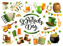 Happy Saint Patrick's Day Trad...