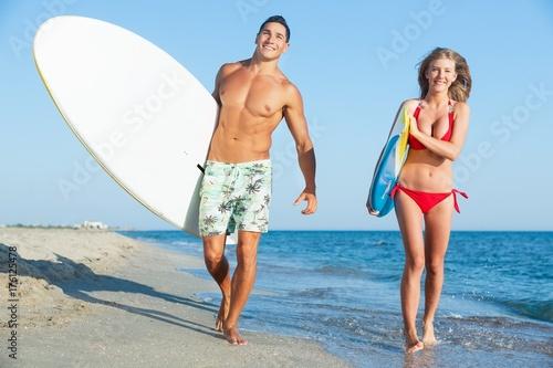Plakat Surfing.