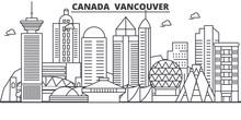 Canada, Vancouver Architecture...