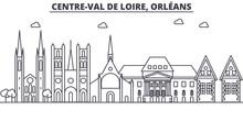 France, Orleans Architecture L...