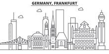 Germany, Frankfurt Architectur...