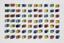Colorful Cubes Geometrically A...