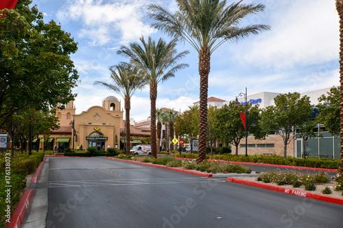 Foto op Aluminium Las Vegas Las Vegas