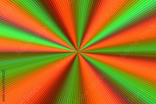 Sfondo Radiale Arancione E Verde Buy This Stock Illustration And
