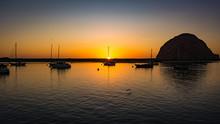 Sunset On Morro Bay 1