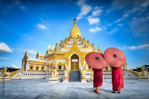 Fotografie, Obraz  Swal Taw Pagoda