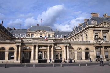 Fototapeta na wymiar Conseil d'Etat - Palais Royal - Paris