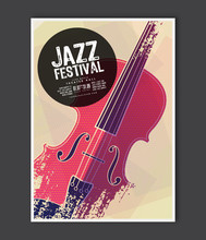 Music Poster Template. Vector ...
