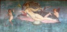 Pompeii, Italy: Fresco