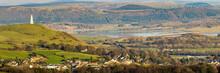 Ulverston, Cumbria - Panorama