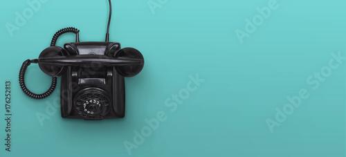 Foto  Vintage telephone