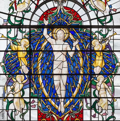 londyn-wielki-brytania-wrzesien-14-2017-wskrzeczajacy-jezus-chrystus-na