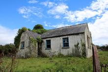 Whiddy Island National School 1875, West Cork Ireland