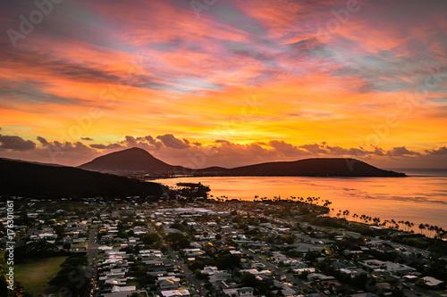 Foto op Plexiglas Landschappen Koko Head