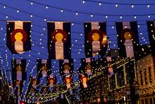 Colorado Flags On Larimer Squa...