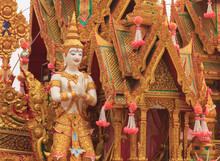 Bun Bang Fai In Thailand
