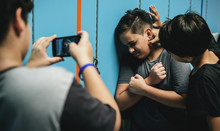 Bullying In The Hallway