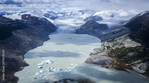 Obraz na płótnie Bridge Glacier