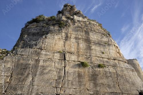 Valokuva  architeptur roman in terracina
