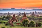 Bagan, Birma Świątynie - 176405420