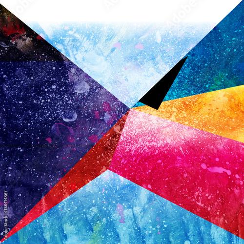 abstrakcyjne-geometryczne-kolorowe-tlo