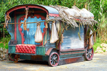 Theater And Circus Wagon