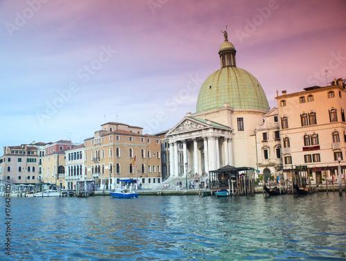 Obraz na dibondzie (fotoboard) Wenecja, Włochy
