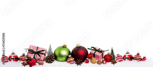 Zdjęcie XXL Prezenty świąteczne banner