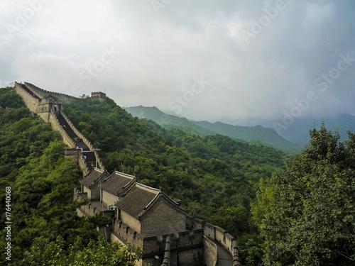 Papiers peints Muraille de Chine great wall 2