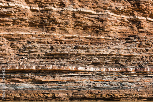 Fotografiet Rock layers