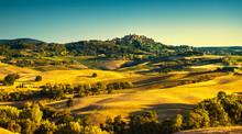 Tuscany Summer, Montepulciano ...