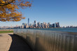 Skyline New York Manhattan Hudson River USA City