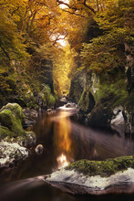 Fairy Glen Gorge, Wales