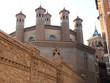 San Pedro Church, a mudejar 14th-century church and 13th century bell tower in Teruel, Aragon, Spain