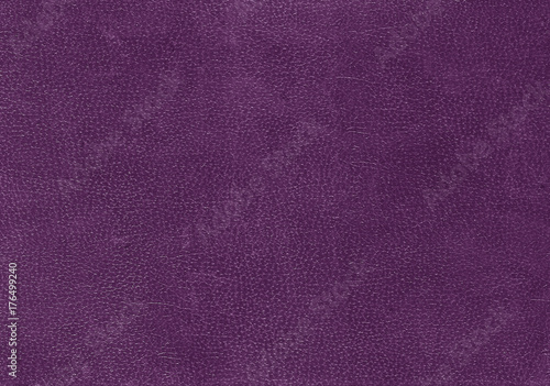 Fotobehang Stof Violet color weathered leather pattern.