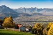 Viktorsberg, Vorarlberg, Aussichten