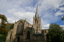 Chesterfield Church With Crook...