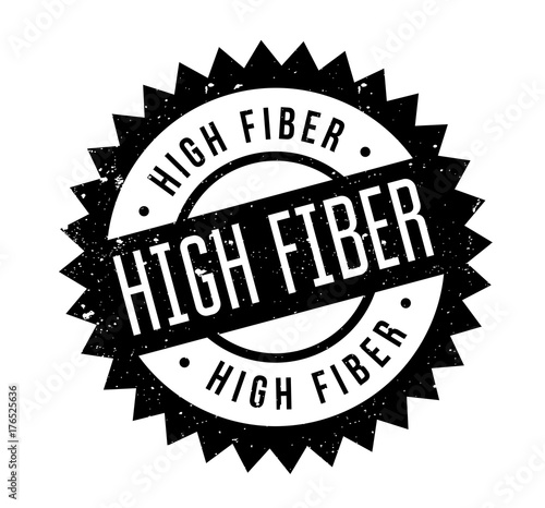 Photo  High Fiber rubber stamp