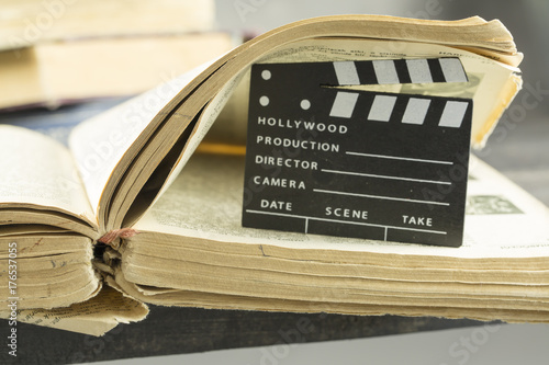 Photo Books Made Into Movies