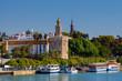 Sevilla. Golden Tower.