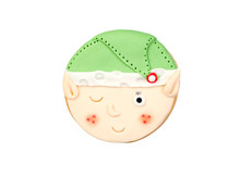 Funny Cookie For Christmas