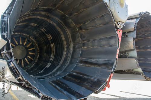 Fotografie, Obraz  Engine jet