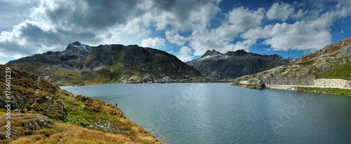 Plakat Alpy Gromsel