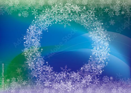 Fotografía  雪の結晶・リース
